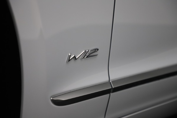 New 2021 Bentley Flying Spur W12 for sale Call for price at Maserati of Greenwich in Greenwich CT 06830 17