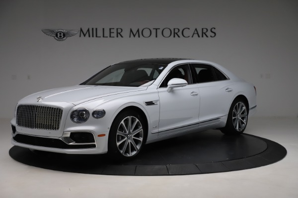 New 2021 Bentley Flying Spur W12 for sale Call for price at Maserati of Greenwich in Greenwich CT 06830 2