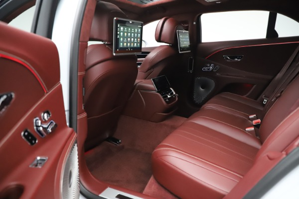 New 2021 Bentley Flying Spur W12 for sale Call for price at Maserati of Greenwich in Greenwich CT 06830 24