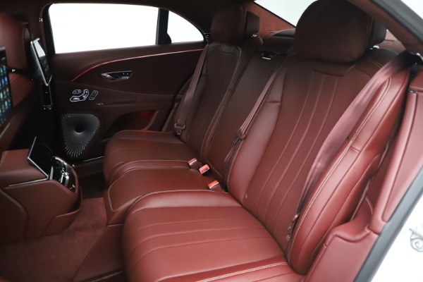 New 2021 Bentley Flying Spur W12 for sale Call for price at Maserati of Greenwich in Greenwich CT 06830 25