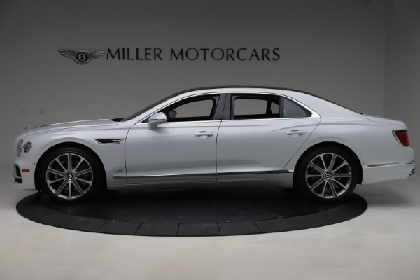 New 2021 Bentley Flying Spur W12 for sale Call for price at Maserati of Greenwich in Greenwich CT 06830 3