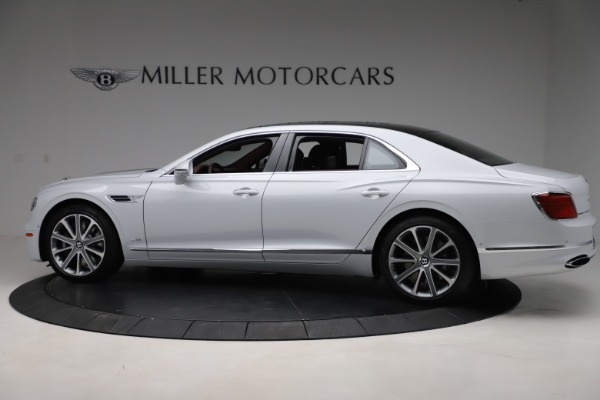 New 2021 Bentley Flying Spur W12 for sale Call for price at Maserati of Greenwich in Greenwich CT 06830 4