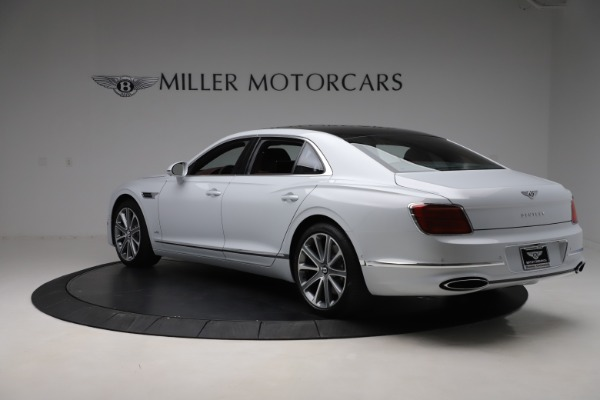 New 2021 Bentley Flying Spur W12 for sale Call for price at Maserati of Greenwich in Greenwich CT 06830 5