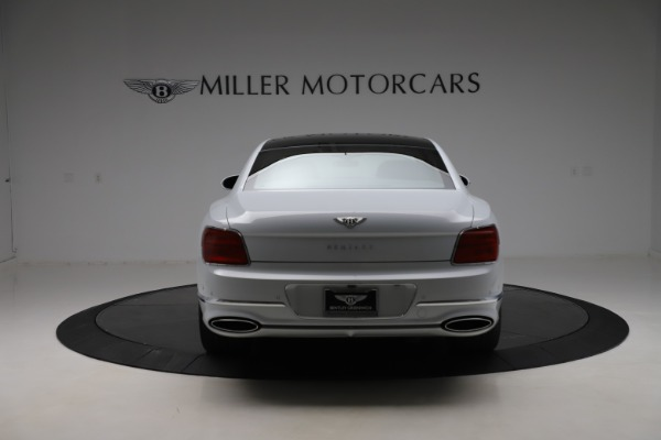 New 2021 Bentley Flying Spur W12 for sale Call for price at Maserati of Greenwich in Greenwich CT 06830 6