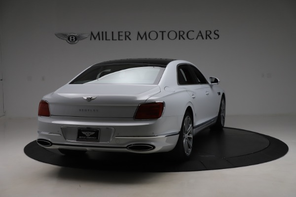 New 2021 Bentley Flying Spur W12 for sale Call for price at Maserati of Greenwich in Greenwich CT 06830 7