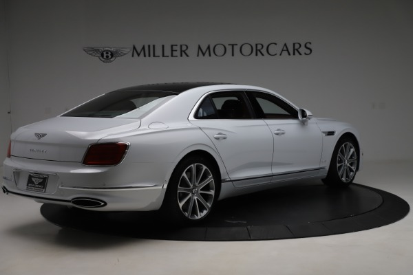 New 2021 Bentley Flying Spur W12 for sale Call for price at Maserati of Greenwich in Greenwich CT 06830 8