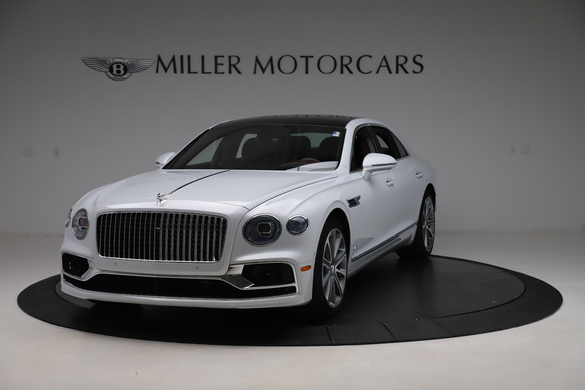 New 2021 Bentley Flying Spur W12 for sale Call for price at Maserati of Greenwich in Greenwich CT 06830 1