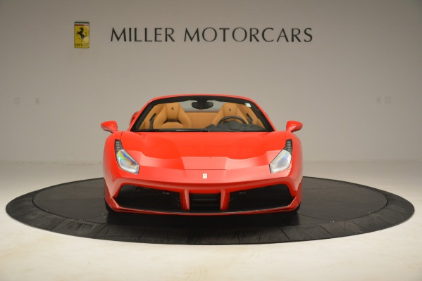 Used 2018 Ferrari 488 Spider for sale Sold at Maserati of Greenwich in Greenwich CT 06830 12