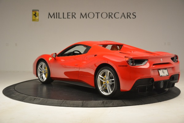 Used 2018 Ferrari 488 Spider for sale Sold at Maserati of Greenwich in Greenwich CT 06830 15