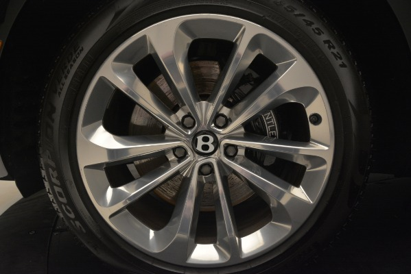 Used 2017 Bentley Bentayga W12 for sale Sold at Maserati of Greenwich in Greenwich CT 06830 16