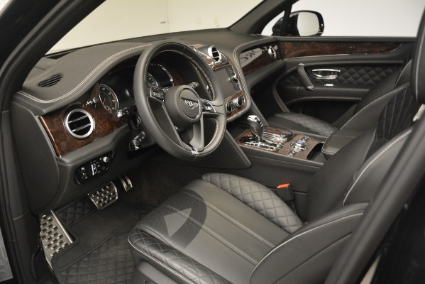Used 2017 Bentley Bentayga W12 for sale Sold at Maserati of Greenwich in Greenwich CT 06830 20