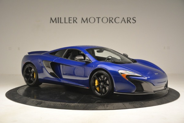 Used 2015 McLaren 650S Coupe for sale $139,900 at Maserati of Greenwich in Greenwich CT 06830 10