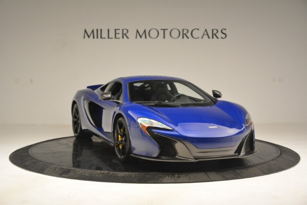 Used 2015 McLaren 650S Coupe for sale $139,900 at Maserati of Greenwich in Greenwich CT 06830 11