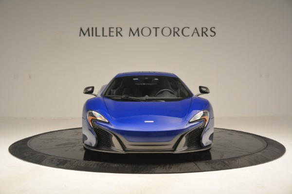 Used 2015 McLaren 650S Coupe for sale $139,900 at Maserati of Greenwich in Greenwich CT 06830 12