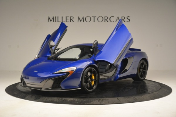 Used 2015 McLaren 650S Coupe for sale $139,900 at Maserati of Greenwich in Greenwich CT 06830 14