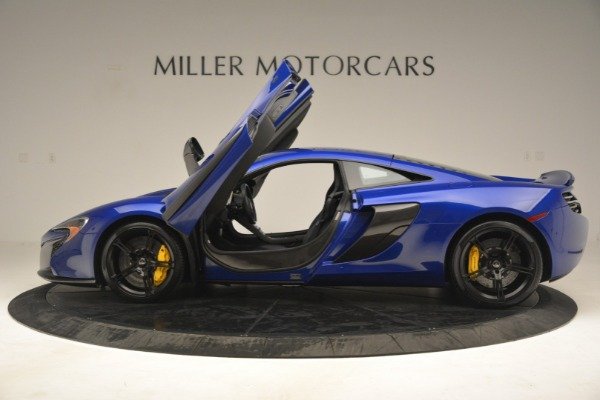 Used 2015 McLaren 650S Coupe for sale $139,900 at Maserati of Greenwich in Greenwich CT 06830 15