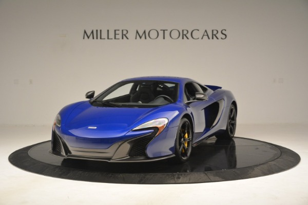 Used 2015 McLaren 650S Coupe for sale $139,900 at Maserati of Greenwich in Greenwich CT 06830 2