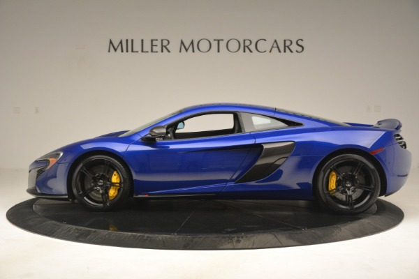 Used 2015 McLaren 650S Coupe for sale $139,900 at Maserati of Greenwich in Greenwich CT 06830 3