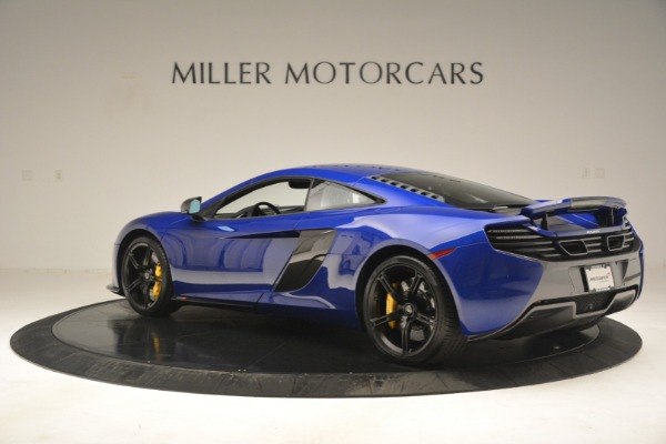 Used 2015 McLaren 650S Coupe for sale $139,900 at Maserati of Greenwich in Greenwich CT 06830 4