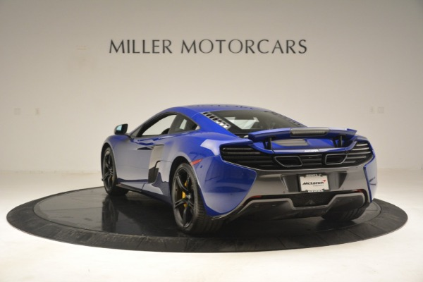 Used 2015 McLaren 650S Coupe for sale $139,900 at Maserati of Greenwich in Greenwich CT 06830 5