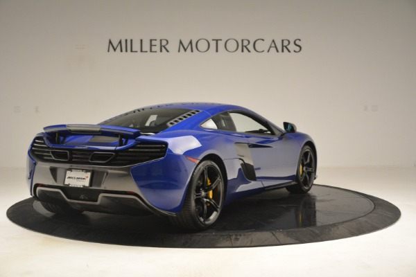 Used 2015 McLaren 650S Coupe for sale $139,900 at Maserati of Greenwich in Greenwich CT 06830 7