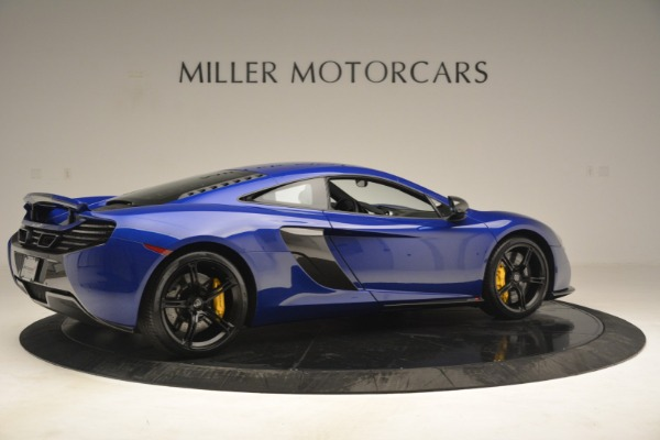 Used 2015 McLaren 650S Coupe for sale $139,900 at Maserati of Greenwich in Greenwich CT 06830 8