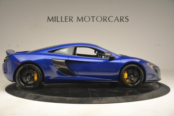 Used 2015 McLaren 650S Coupe for sale $139,900 at Maserati of Greenwich in Greenwich CT 06830 9