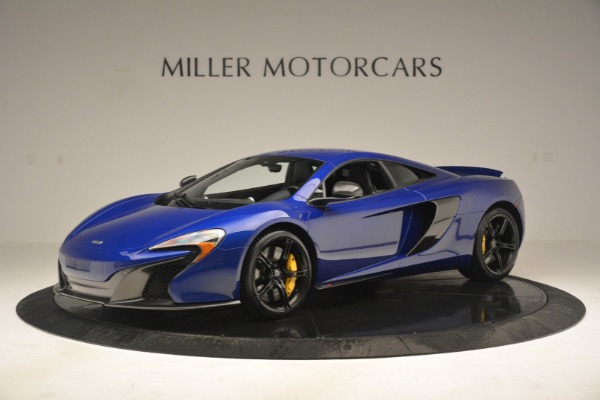 Used 2015 McLaren 650S Coupe for sale $139,900 at Maserati of Greenwich in Greenwich CT 06830 1