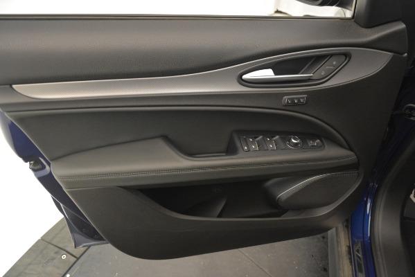 New 2019 Alfa Romeo Stelvio Ti Sport Q4 for sale Sold at Maserati of Greenwich in Greenwich CT 06830 17