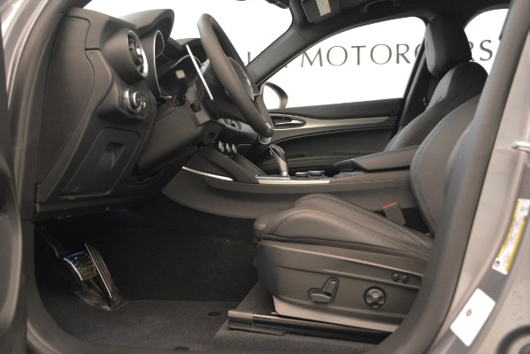 New 2019 Alfa Romeo Stelvio Ti Sport Q4 for sale Sold at Maserati of Greenwich in Greenwich CT 06830 14
