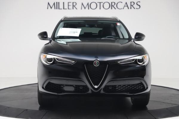 New 2019 Alfa Romeo Stelvio Ti Q4 for sale Sold at Maserati of Greenwich in Greenwich CT 06830 12
