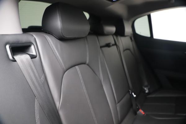 New 2019 Alfa Romeo Stelvio Ti Q4 for sale Sold at Maserati of Greenwich in Greenwich CT 06830 26