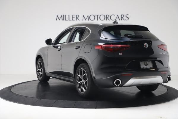 New 2019 Alfa Romeo Stelvio Ti Q4 for sale Sold at Maserati of Greenwich in Greenwich CT 06830 5