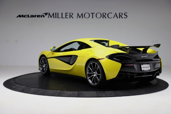 New 2019 McLaren 570S SPIDER Convertible for sale $227,660 at Maserati of Greenwich in Greenwich CT 06830 11