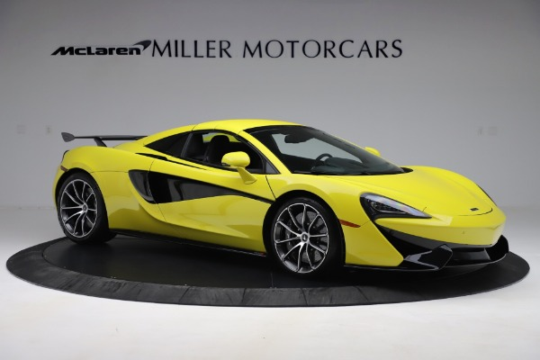 New 2019 McLaren 570S SPIDER Convertible for sale $227,660 at Maserati of Greenwich in Greenwich CT 06830 15