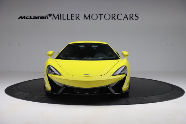 New 2019 McLaren 570S SPIDER Convertible for sale $227,660 at Maserati of Greenwich in Greenwich CT 06830 16