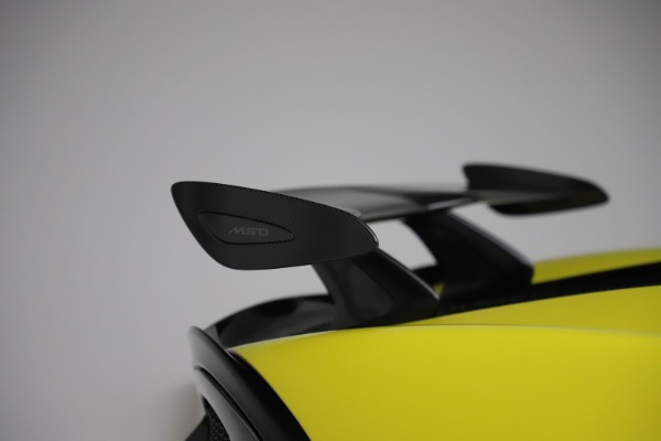 New 2019 McLaren 570S SPIDER Convertible for sale $227,660 at Maserati of Greenwich in Greenwich CT 06830 23