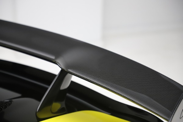 New 2019 McLaren 570S SPIDER Convertible for sale $227,660 at Maserati of Greenwich in Greenwich CT 06830 27