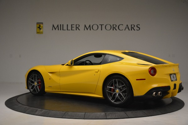 Used 2015 Ferrari F12 Berlinetta for sale $259,900 at Maserati of Greenwich in Greenwich CT 06830 4