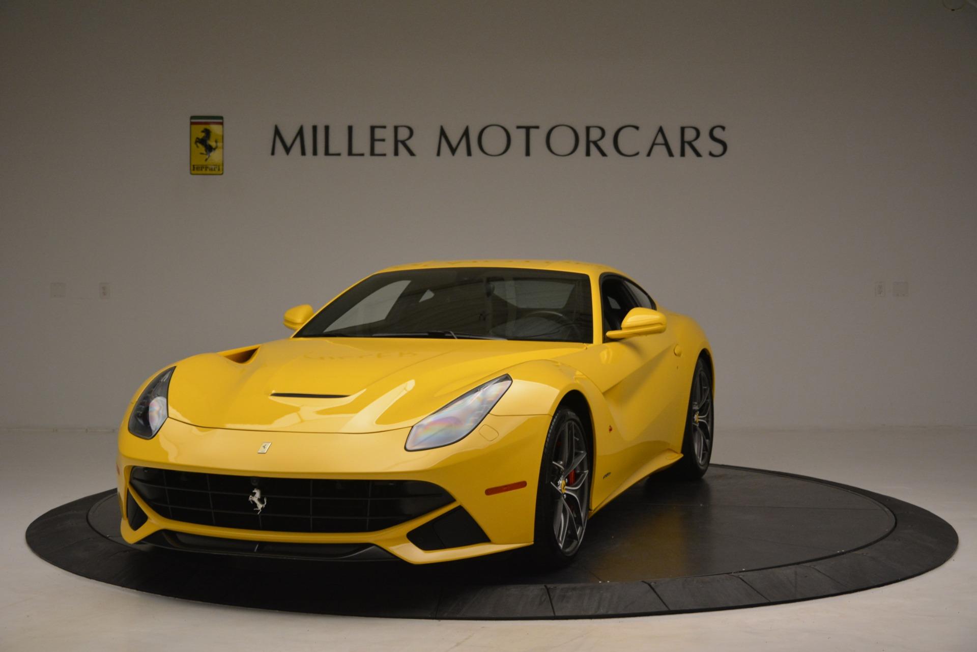 Used 2015 Ferrari F12 Berlinetta for sale $259,900 at Maserati of Greenwich in Greenwich CT 06830 1