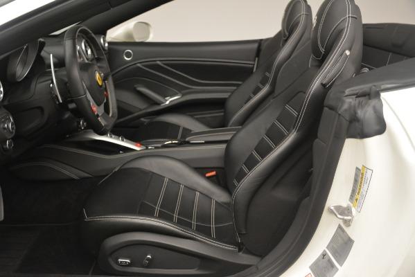 Used 2016 Ferrari California T for sale Sold at Maserati of Greenwich in Greenwich CT 06830 20