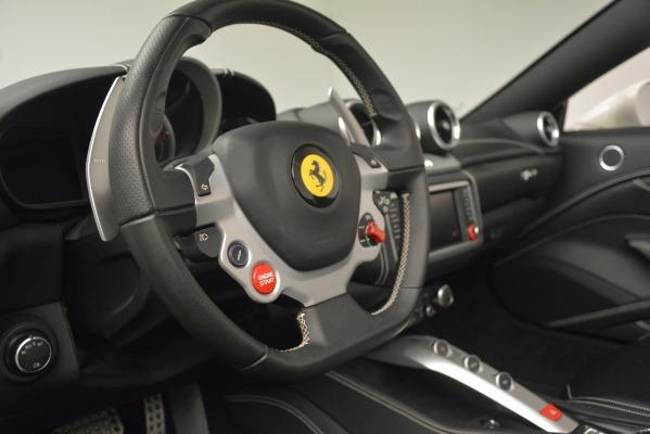 Used 2016 Ferrari California T for sale $150,900 at Maserati of Greenwich in Greenwich CT 06830 23