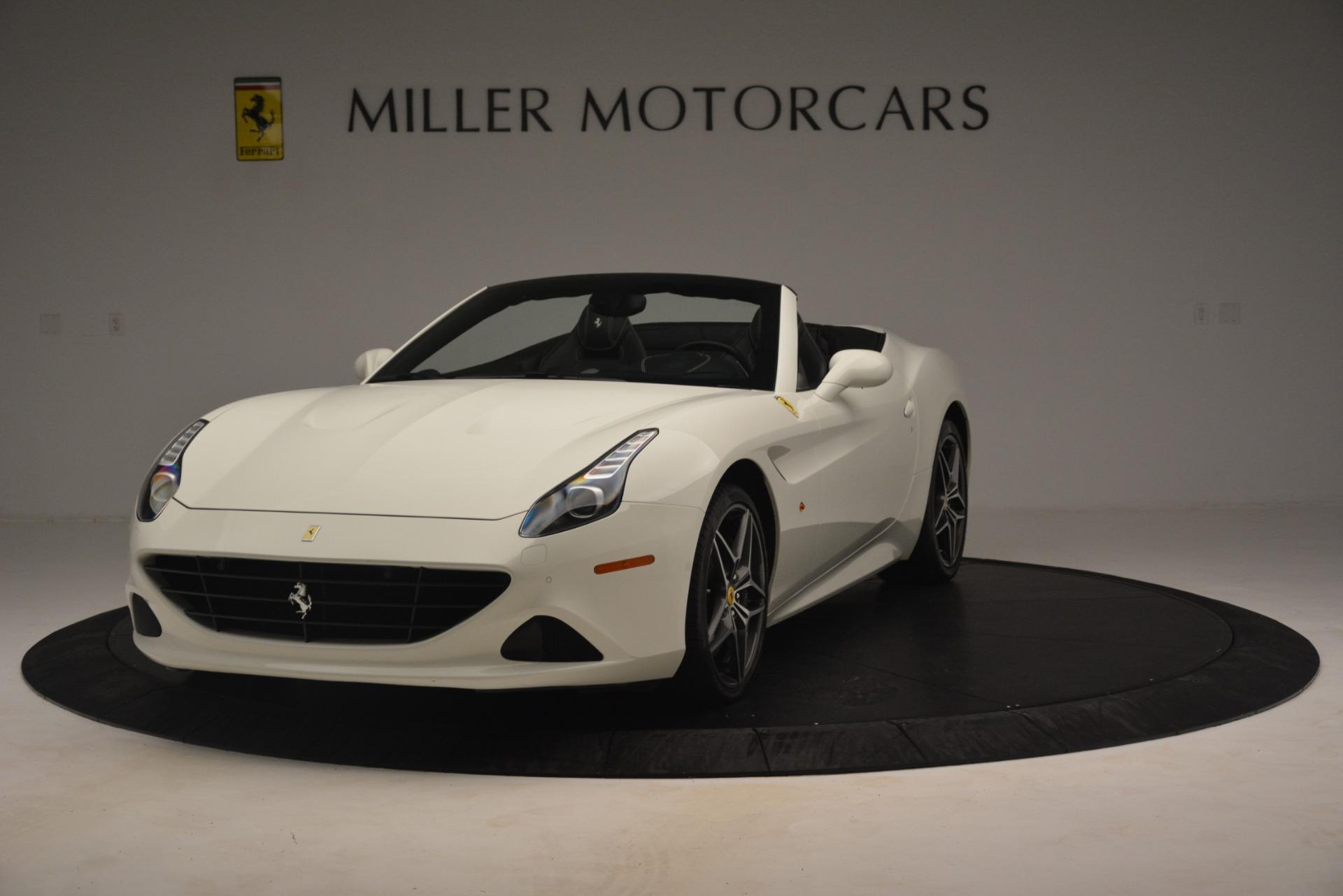 Used 2016 Ferrari California T for sale Sold at Maserati of Greenwich in Greenwich CT 06830 1