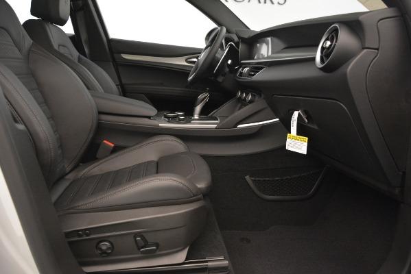 New 2019 Alfa Romeo Stelvio Ti Sport Q4 for sale Sold at Maserati of Greenwich in Greenwich CT 06830 23