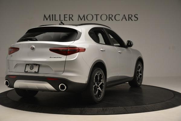 New 2019 Alfa Romeo Stelvio Ti Sport Q4 for sale Sold at Maserati of Greenwich in Greenwich CT 06830 7