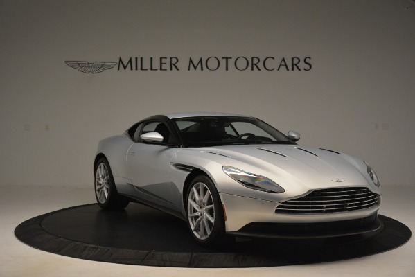 Used 2018 Aston Martin DB11 V12 Coupe for sale Sold at Maserati of Greenwich in Greenwich CT 06830 10