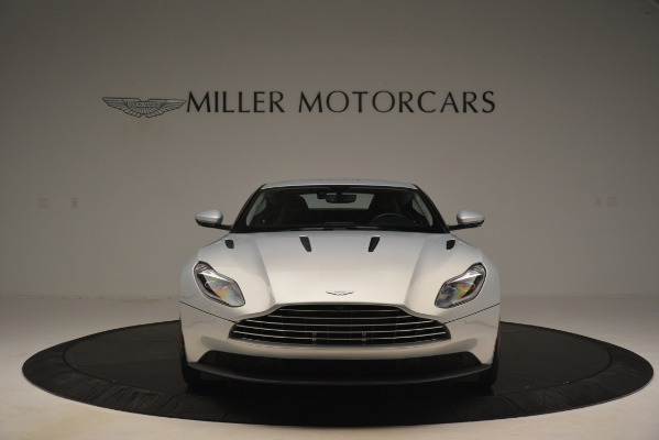 Used 2018 Aston Martin DB11 V12 Coupe for sale Sold at Maserati of Greenwich in Greenwich CT 06830 11