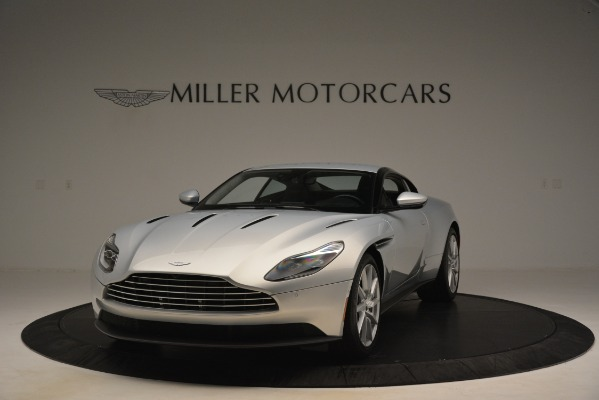Used 2018 Aston Martin DB11 V12 Coupe for sale Sold at Maserati of Greenwich in Greenwich CT 06830 12