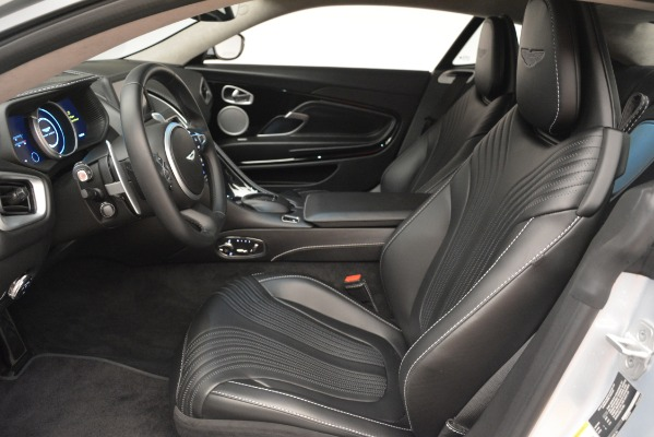 Used 2018 Aston Martin DB11 V12 Coupe for sale Sold at Maserati of Greenwich in Greenwich CT 06830 13
