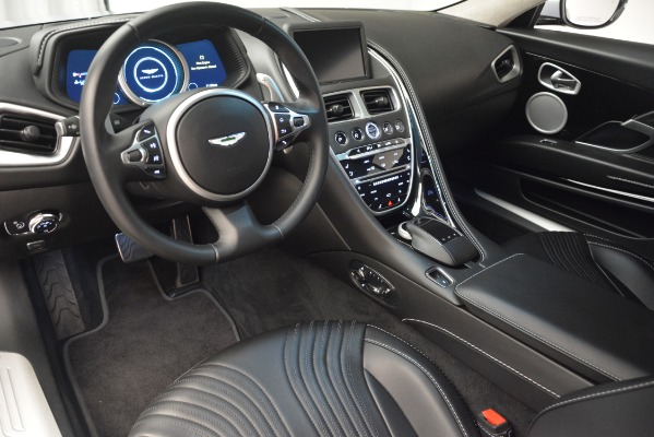 Used 2018 Aston Martin DB11 V12 Coupe for sale Sold at Maserati of Greenwich in Greenwich CT 06830 14